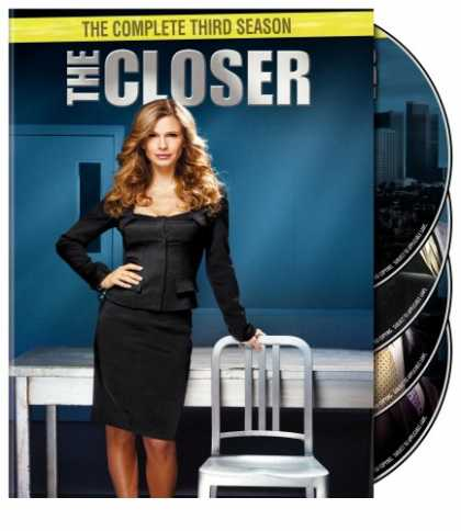 Bestselling Movies (2008) - The Closer - The Complete Third Season