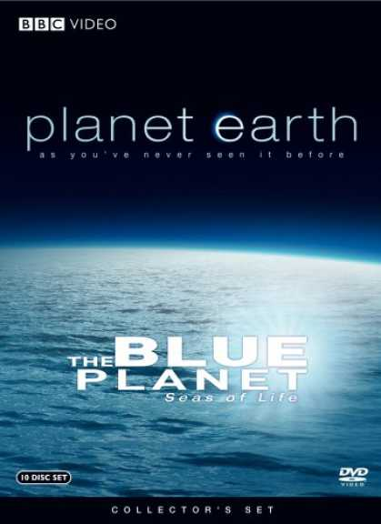Bestselling Movies (2008) - Planet Earth & The Blue Planet Seas of Life (Special Collector's Edition)