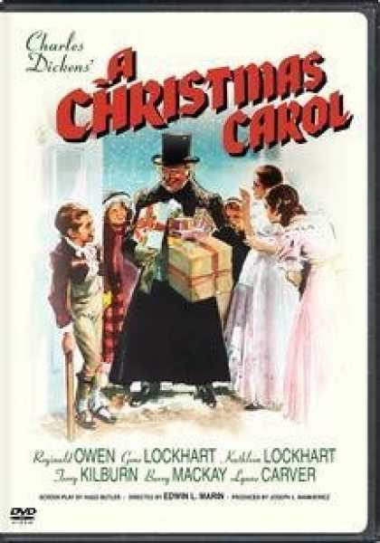 Bestselling Movies (2008) - A Christmas Carol by Hugh Harman