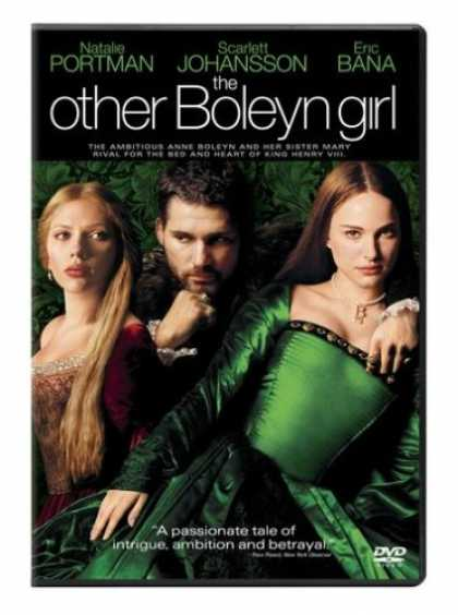 Bestselling Movies (2008) - The Other Boleyn Girl