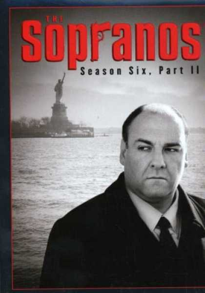 Bestselling Movies (2008) - The Sopranos - Season 6, Part 2 by Tim Van Patten