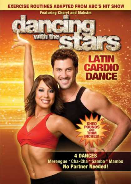 Bestselling Movies (2008) - Dancing with the Stars: Latin Cardio Dance by Cal Pozo