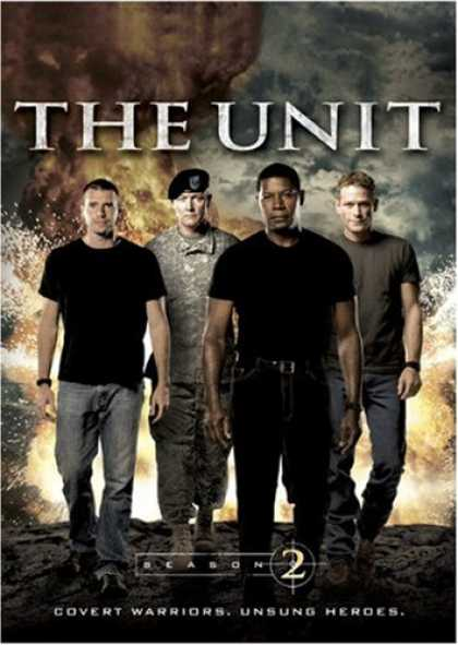 Bestselling Movies (2008) - The Unit - The Complete Second Season by Alex Zakrzewski