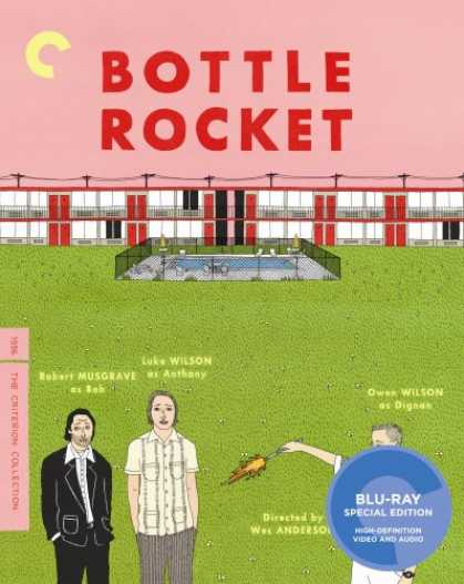 Bestselling Movies (2008) - Bottle Rocket (Blu-ray) - Criterion Collection [Blu-ray] by Wes Anderson