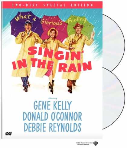 Bestselling Movies (2008) - Singin' in the Rain (Two-Disc Special Edition) by Donen, Stanley