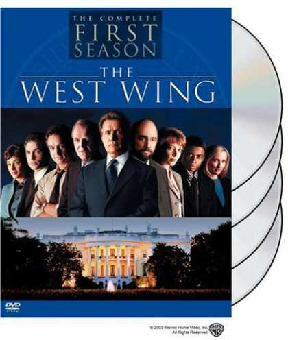 Bestselling Movies (2008) - The West Wing - The Complete First Season