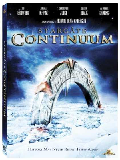 Bestselling Movies (2008) - Stargate: Continuum