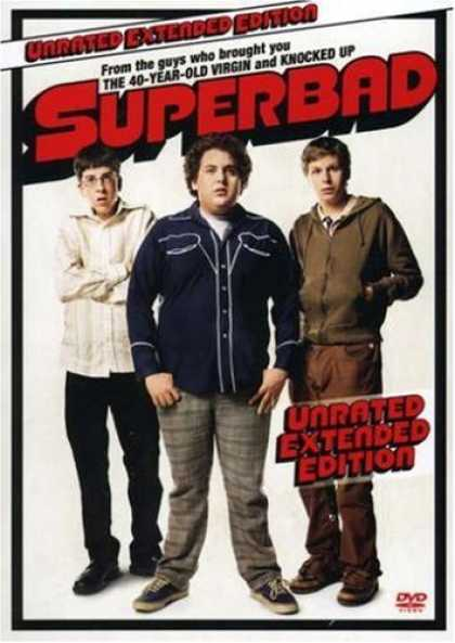 Bestselling Movies (2008) - Superbad (Unrated Widescreen Edition) by Greg Mottola