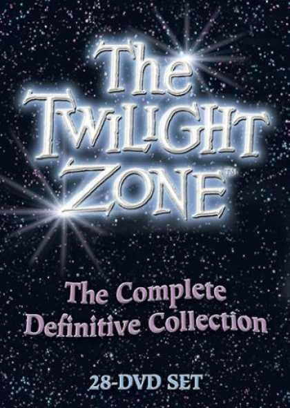 Bestselling Movies (2008) - Twilight Zone: The Complete Definitive Collection