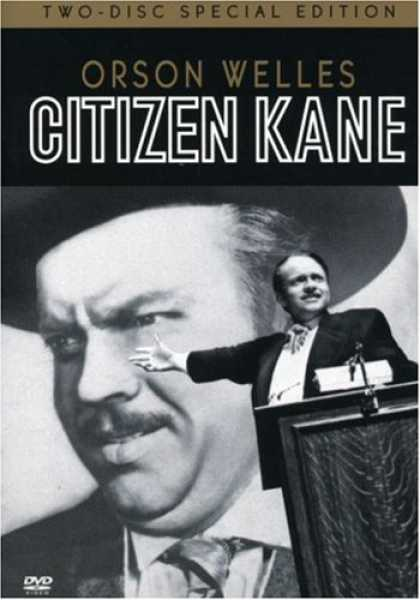 Bestselling Movies (2008) - Citizen Kane (Two-Disc Special Edition) by Orson Welles
