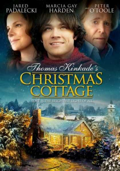 Bestselling Movies (2008) - Thomas Kinkade's Christmas Cottage by Michael Campus