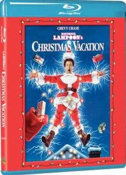 Bestselling Movies (2008) - National Lampoon's Christmas Vacation [Blu-ray]