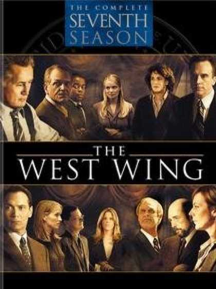 Bestselling Movies (2008) - The West Wing - The Complete Seventh Season by Tommy Schlamme
