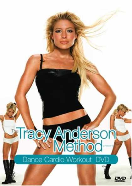 Bestselling Movies (2008) - Tracy Anderson Method Presents Dance Cardio Workout DVD