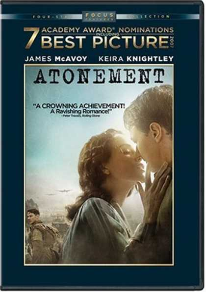 Bestselling Movies (2008) - Atonement (Widescreen Edition)