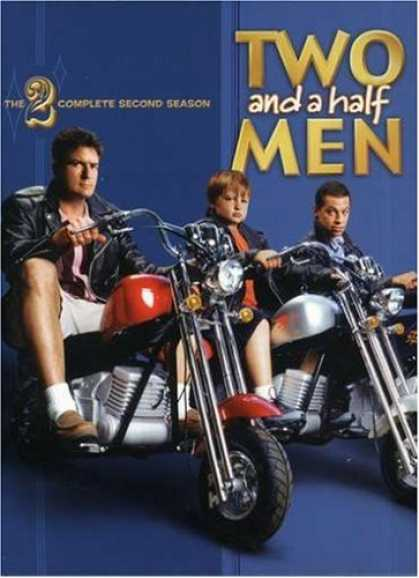 Bestselling Movies (2008) - Two and a Half Men - The Complete Second Season