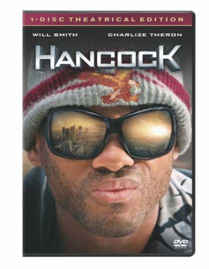 Bestselling Movies (2008) - Hancock (Single-Disc Rated Edition) by Peter Berg