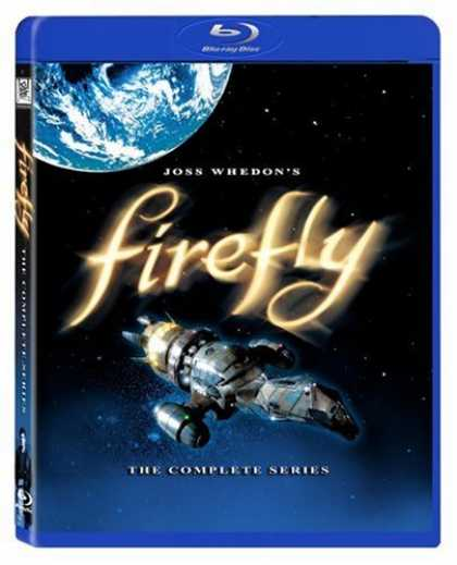 Bestselling Movies (2008) - Firefly: The Complete Series [Blu-ray]
