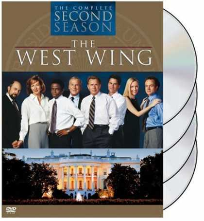 Bestselling Movies (2008) - The West Wing - The Complete Second Season by Thomas Schlamme