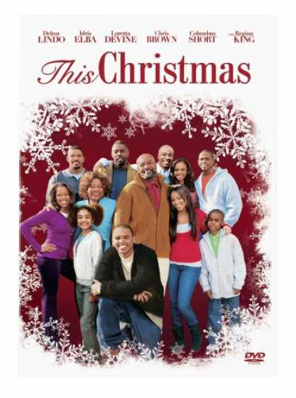 Bestselling Movies (2008) - This Christmas by Preston A. Whitmore II