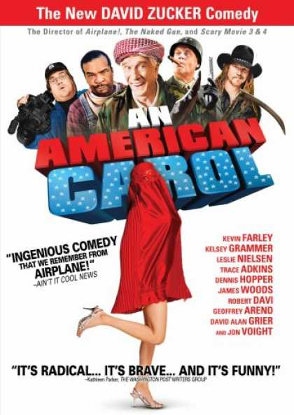 Bestselling Movies (2008) - An American Carol by David Zucker