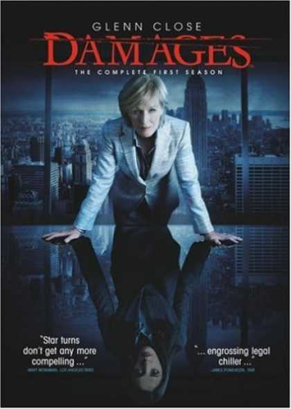 Bestselling Movies (2008) - Damages: The Complete First Season by Allen Coulter
