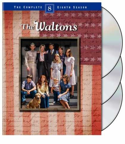 Bestselling Movies (2008) - The Waltons - The Complete Eighth Season