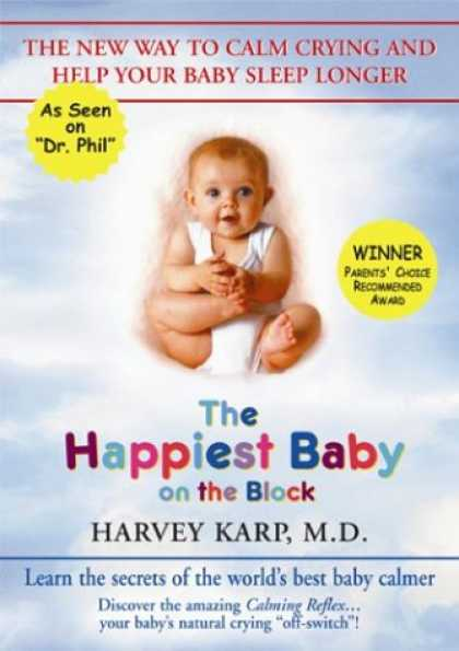 Bestselling Movies (2008) - The Happiest Baby on the Block - The New Way to Calm Crying and Help Your Baby S