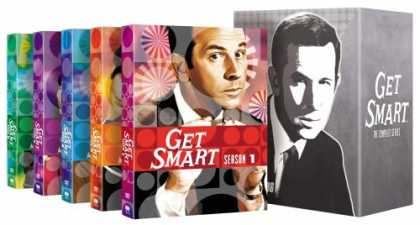 Bestselling Movies (2008) - Get Smart - The Complete Series Gift Set