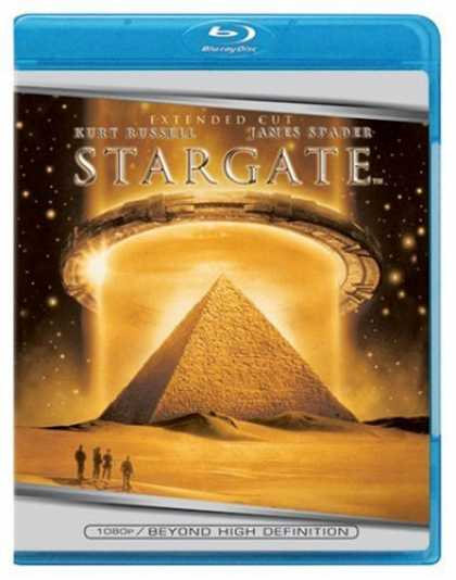 Bestselling Movies (2008) - Stargate (Extended Cut) [Blu-ray]