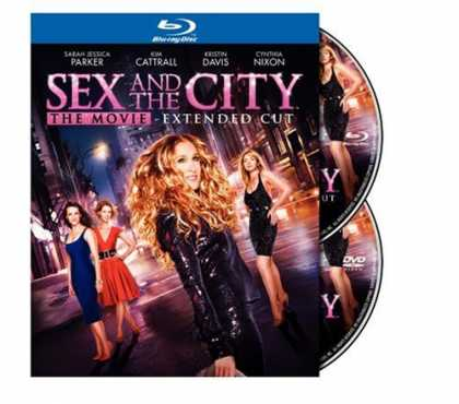 Bestselling Movies (2008) - Sex and the City - The Movie [Blu-ray] by Michael Patrick King