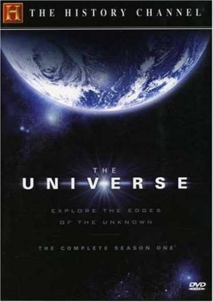 Bestselling Movies (2008) - The Universe - The Complete Season One (History Channel)