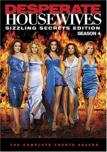 Bestselling Movies (2008) - Desperate Housewives: The Complete Fourth Season