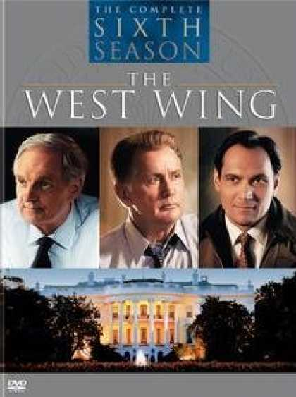 Bestselling Movies (2008) - The West Wing - The Complete Sixth Season by Tommy Schlamme