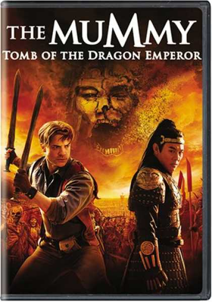 Bestselling Movies (2008) - The Mummy: Tomb of the Dragon Emperor (Widescreen)