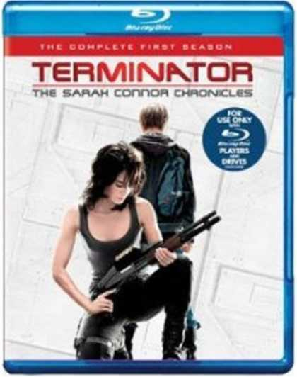 Bestselling Movies (2008) - Terminator - The Sarah Connor Chronicles - The Complete First Season [Blu-ray]