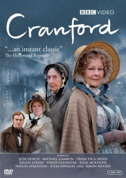Bestselling Movies (2008) - Cranford