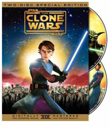 Bestselling Movies (2008) - Star Wars: The Clone Wars (2 Disc Special Edition) by Dave Filoni