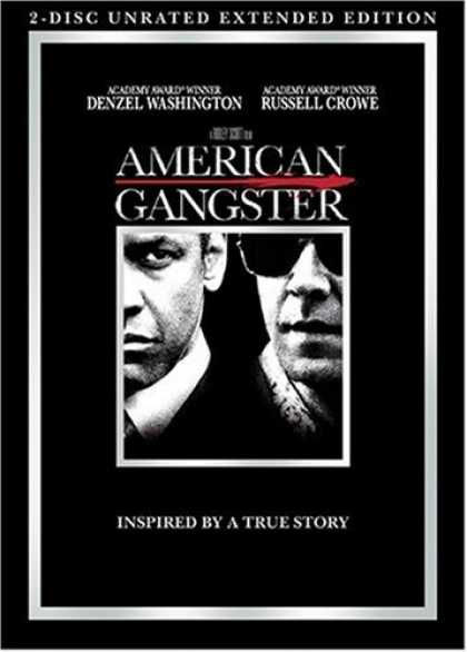 Bestselling Movies (2008) - American Gangster (2-Disc Unrated Extended Edition) by Ridley Scott