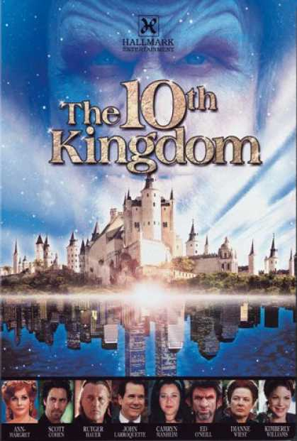 Bestselling Movies (2008) - The 10th Kingdom by David Carson