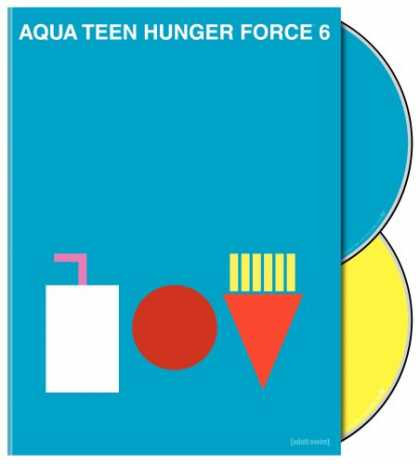Bestselling Movies (2008) - Aqua Teen Hunger Force, Vol. 6