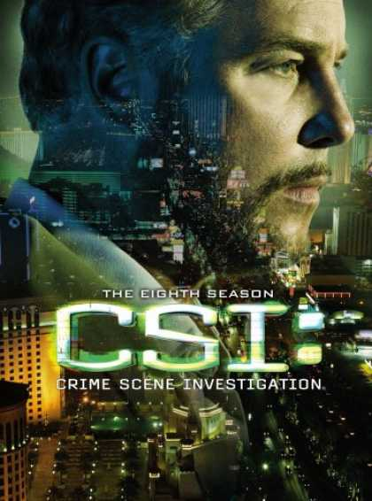 Bestselling Movies (2008) - CSI: Crime Scene Investigation - The Eighth Season