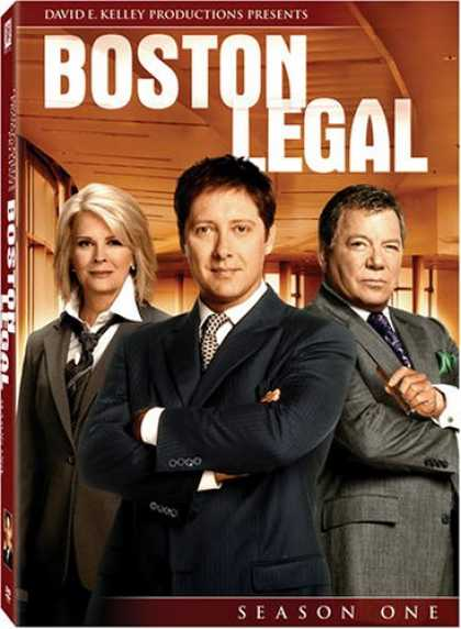 Bestselling Movies (2008) - Boston Legal - Season One by Allison Liddi