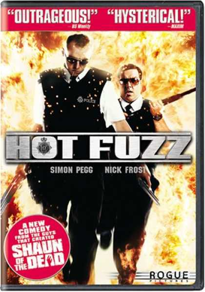 Bestselling Movies (2008) - Hot Fuzz (Widescreen Edition) by Edgar Wright
