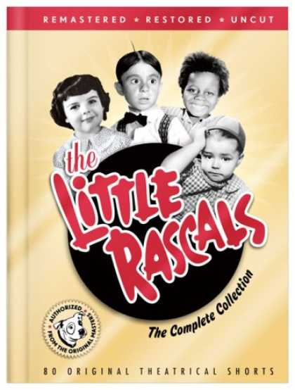 Bestselling Movies (2008) - The Little Rascals: The Complete Collection by Na