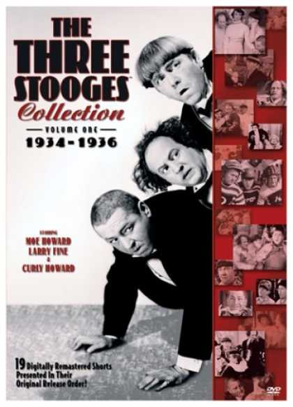 Bestselling Movies (2008) - The Three Stooges Collection, Vol. 1: 1934-1936