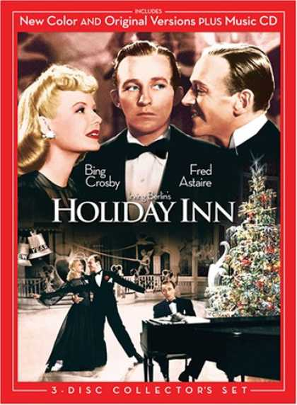 Bestselling Movies (2008) - Holiday Inn (3 Disc Collector's Set)
