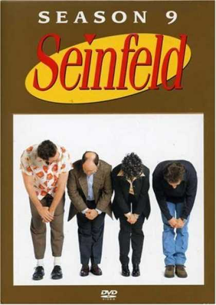 Bestselling Movies (2008) - Seinfeld - Season 9 by Tom Cherones