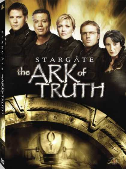 Bestselling Movies (2008) - Stargate - The Ark of Truth