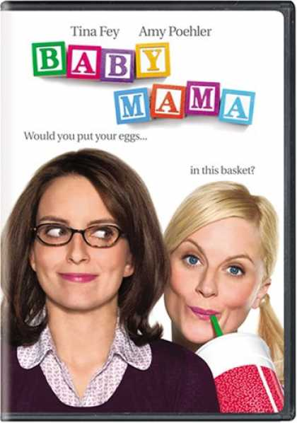 Bestselling Movies (2008) - Baby Mama by Michael McCullers